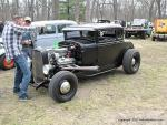 Manistee Muzzleloader's Rats & Rods Car Party 201775