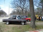 Manistee Muzzleloader's Rats & Rods Car Party 201779