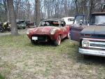 Manistee Muzzleloader's Rats & Rods Car Party 201781