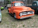 Manistee Muzzleloader's Rats & Rods Car Party 201782