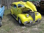 Manistee Muzzleloader's Rats & Rods Car Party 201788