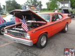 Manton Labor Day Weekend Car Show28