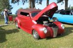 Manton Labor Day Weekend Car Show89