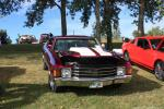 Manton Labor Day Weekend Car Show99