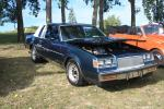 Manton Labor Day Weekend Car Show101