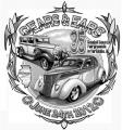 Midwest Street Rod Association of Illinois 35th Gears and Ears Car Sow0