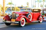 It was worth the wait! Tom Scheil of Mission Viejo, CA recently finished his gorgeous '34 Packard Phaeton, standard 8.