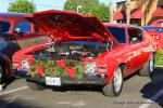 This 496ci '71 SS Chevelle is dressed for Christmas. The proud decorator is Mike Grambush of Huntington Beach, CA.