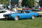 Monday Nite Cruise MoPar Night at Mark's Classic Cruise85