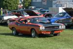 Monday Nite Cruise MoPar Night at Mark's Classic Cruise99