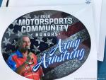 Motorsports Community Honors Army Armstrong0