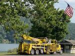 MOUNTAIN LAKE FIRE CO CAR. TRUCK, BIKE & TRACTOR SHOW90