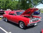 Muscle Cars for Missions Car-Truck and Bike Show 1