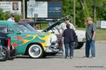 Nature's Art Village Cruise Night - A Blast from the Past30