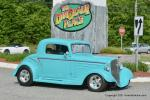 Nature's Art Village Cruise Night - A Blast from the Past91
