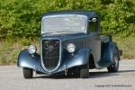 Nature's Art Village Cruise Night - A Blast from the Past39