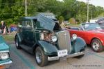 Nature's Art Village Cruise Night - A Blast from the Past75
