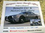 Newport News Sheriff's Office Project Lifesaver Benefit Car Show 73