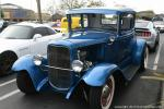 Novato Cars & Coffee April 201928