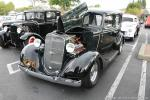 Novato Cars & Coffee July 201919