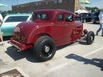 NSRA 40th Annual Street Rod Nationals East Plus May 31 - June 2, 201344
