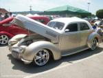 NSRA 40th Annual Street Rod Nationals East Plus May 31 - June 2, 201318