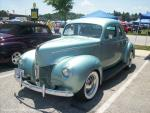 NSRA 40th Annual Street Rod Nationals East Plus May 31 - June 2, 201335
