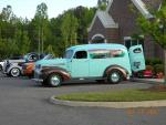 Old Point National Bank Relay For Life Car Show1