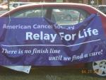 Old Point National Bank Relay For Life Car Show2