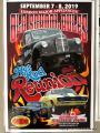 Ontario Nostalgia Drag Racers Annual Hot Rod Reunion Race 1