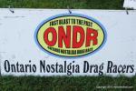 Ontario Nostalgia Drag Racers Annual Hot Rod Reunion Race 7
