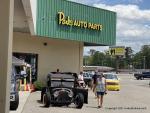PARKS AUTO PARTS CUSTOMER APPRECIATION DAY CRUSE-IN1