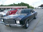 Pennyrile Classic Car Club Cruise-In May 18, 20133