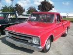 Pennyrile Classic Car Club Cruise-In May 18, 201318