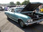 Pennyrile Classic Car Club Cruise-In May 18, 201324
