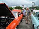 Poppys Burgers and Subs Cruise-In June 22, 201323