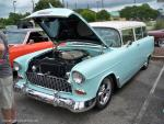 Poppys Burgers and Subs Cruise-In June 22, 201324