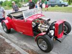 Poppys Burgers and Subs Cruise-In June 22, 201342