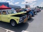 River Cities Corvette Club Car Show - Benefiting Hosparus Health4