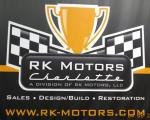 RK Motors Classic Car Showroom0