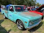 ROCKIN'& ROLLIN' to the RED, WHITE, & BLUE CAR SHOW43
