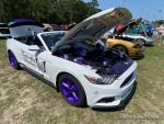 ROCKIN'& ROLLIN' to the RED, WHITE, & BLUE CAR SHOW44