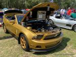ROCKIN'& ROLLIN' to the RED, WHITE, & BLUE CAR SHOW45