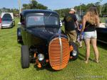 ROCKIN'& ROLLIN' to the RED, WHITE, & BLUE CAR SHOW57