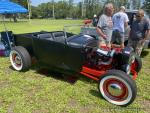 ROCKIN'& ROLLIN' to the RED, WHITE, & BLUE CAR SHOW96