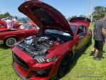 ROCKIN'& ROLLIN' to the RED, WHITE, & BLUE CAR SHOW103