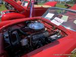 ROCKIN'& ROLLIN' to the RED, WHITE, & BLUE CAR SHOW105