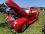 ROCKIN'& ROLLIN' to the RED, WHITE, & BLUE CAR SHOW106