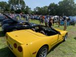ROCKIN'& ROLLIN' to the RED, WHITE, & BLUE CAR SHOW3