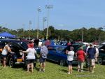 ROCKIN'& ROLLIN' to the RED, WHITE, & BLUE CAR SHOW9